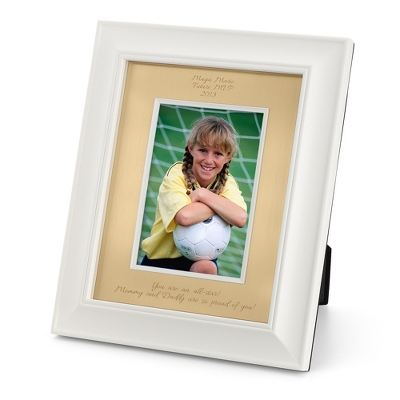 Portrait Greenwich Gold 5X7 Frame - $35.00