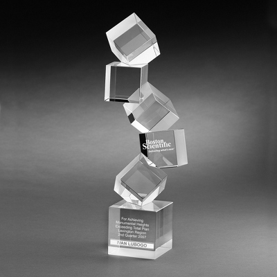 Large Arabesque Award - $780.00