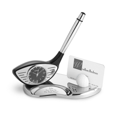 Golf Desk Set - UPC 825008328297