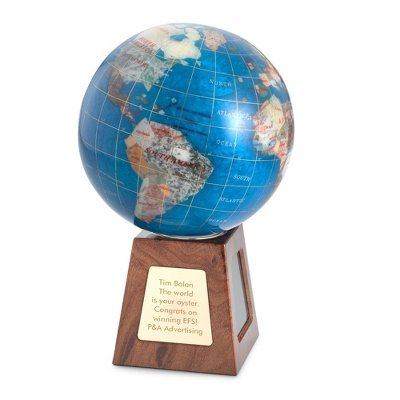 Personalized Globes Maps