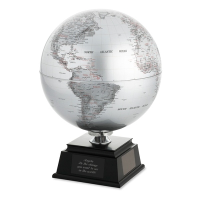 Personalized Solar Globe - 8 products