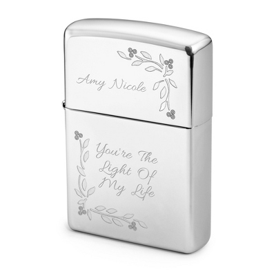 Zippo Vines Lighter - Purse Accessories