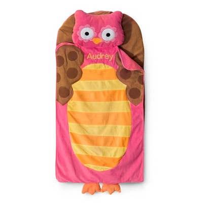 Personalized Owl Nap Mat by Things Remembered