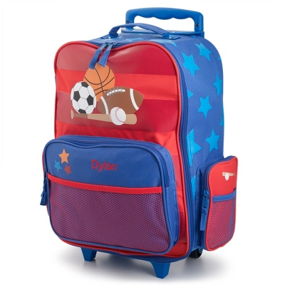 Sports Rolling Luggage - Kid's Backpacks & Travel Bags