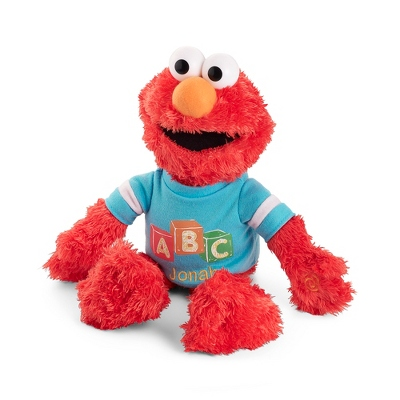 Gund ABC Elmo - UPC 825008329720