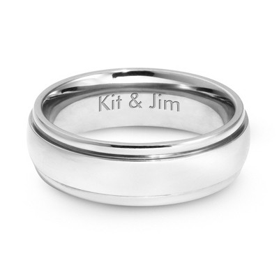Engrave a Wedding Band