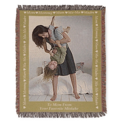 Personalized Photo Blankets - 24 products