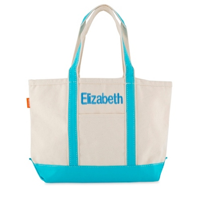 Blue Medium Boat Tote - UPC 825008332706