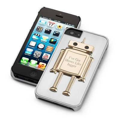 Robot iPhone 5 Case - Tech Gifts for Her