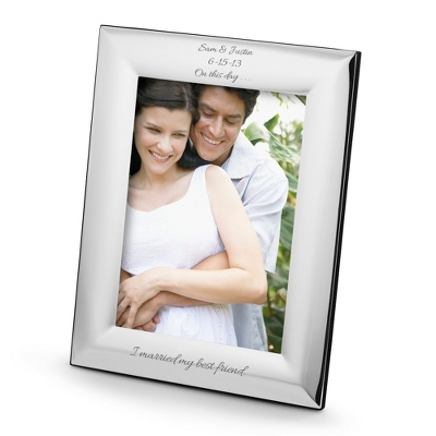 Cloth Wedding Album Engraving