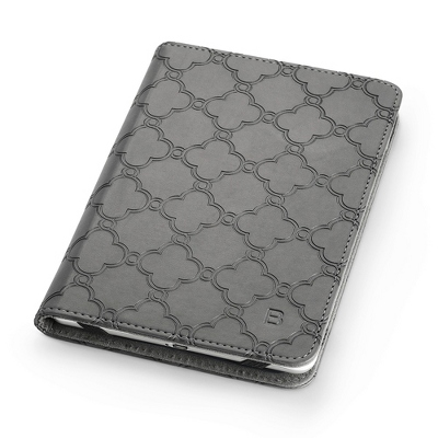 Grey Lattice E-Reader Case - Business Gifts For Her