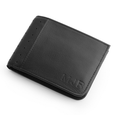 Cross Black Leather Bifold Card Case Wallet