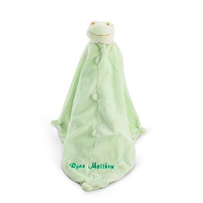 Green Froggy Blankie