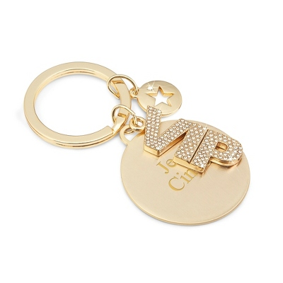 Engravable Gold Key