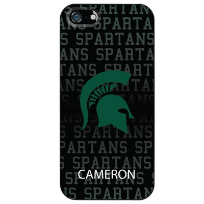 Michigan State University NCAA iPhone 5 Case
