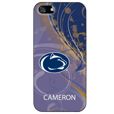 Penn State University NCAA iPhone 5 Case - UPC 825008335110