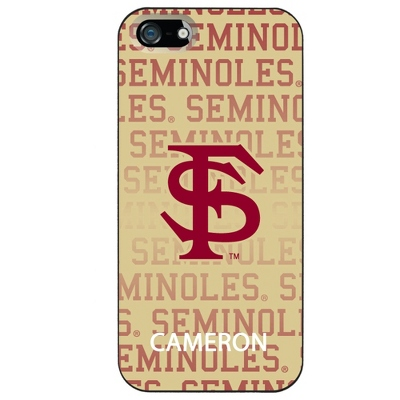Florida State University NCAA iPhone 5 Case - $30.00
