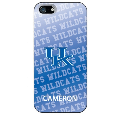 University of Kentucky NCAA iPhone 5 Case