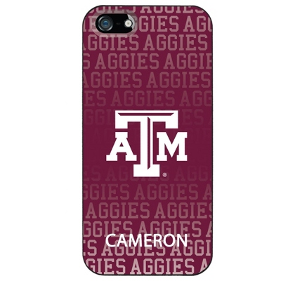 Texas A&M University NCAA iPhone 5 Case - $30.00