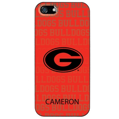 University of Georgia NCAA iPhone 5 Case
