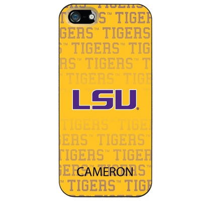 Louisiana State University NCAA iPhone 5 Case