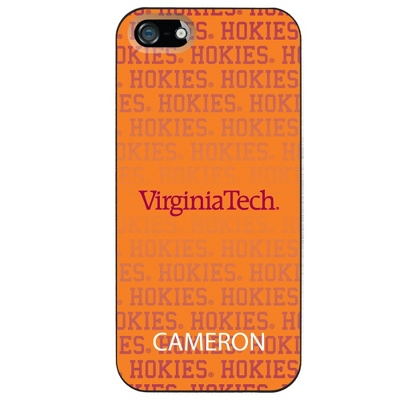 Virginia Tech University NCAA iPhone 5 Case