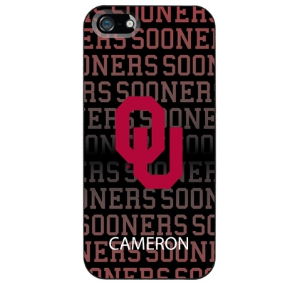 University of Oklahoma NCAA iPhone 5 Case - Phone Cases & Accessories