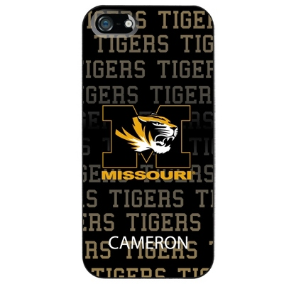 University of Missouri NCAA iPhone 5 Case - Phone Cases & Accessories