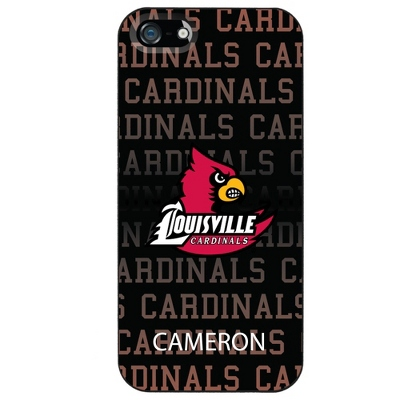University of Louisville NCAA iPhone 5 Case - $30.00