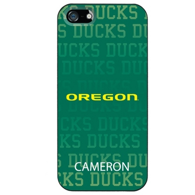 University of Oregon NCAA iPhone 5 Case - UPC 825008335370