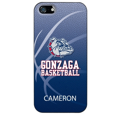 Gonzaga University NCAA iPhone 5 Case - UPC 825008335455