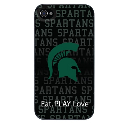 Michigan State University NCAA iPhone 4 Case - UPC 825008335493