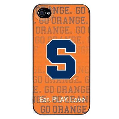 Syracuse University NCAA iPhone 4 Case - UPC 825008335585