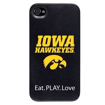 University of Iowa NCAA iPhone 4 Case - UPC 825008335592