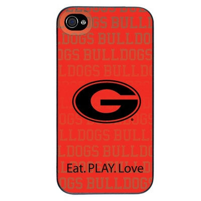 University of Georgia NCAA iPhone 4 Case