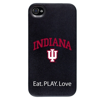 Indiana University NCAA iPhone 4 Case - UPC 825008335660