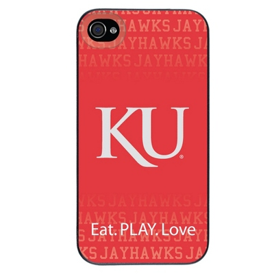 University of Kansas NCAA iPhone 4 Case