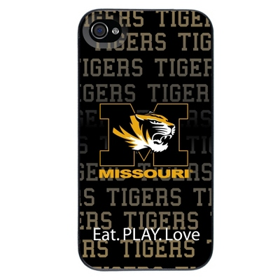 University of Missouri NCAA iPhone 4 Case