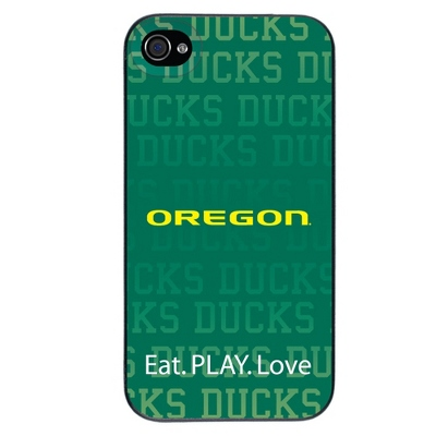 University of Oregon NCAA iPhone 4 Case