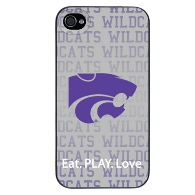 Kansas State University NCAA iPhone 4 Case