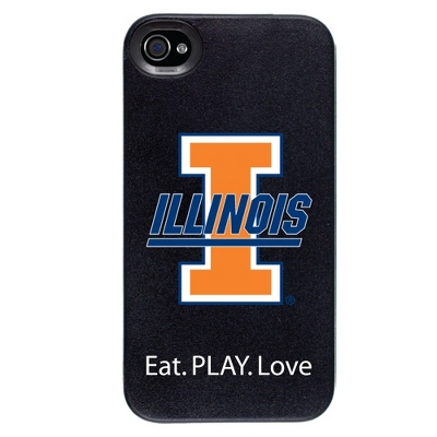 University of Illinois NCAA iPhone 4 Case