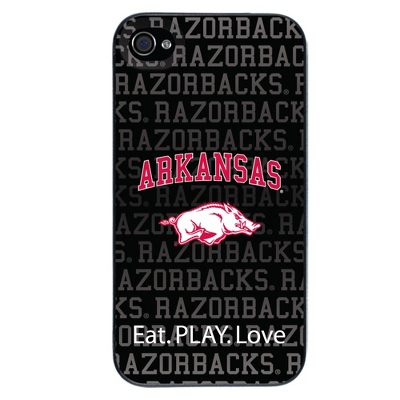 University of Arkansas NCAA iPhone 4 Case - UPC 825008335820