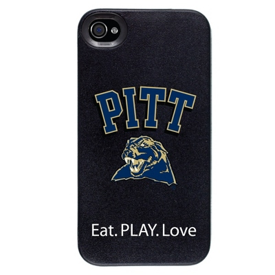 University of Pittsburgh NCAA iPhone 4 Case