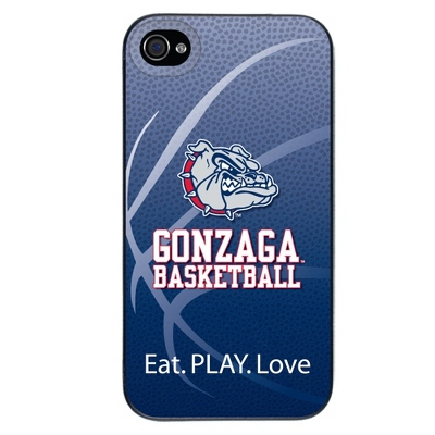 Gonzaga University NCAA iPhone 4 Case