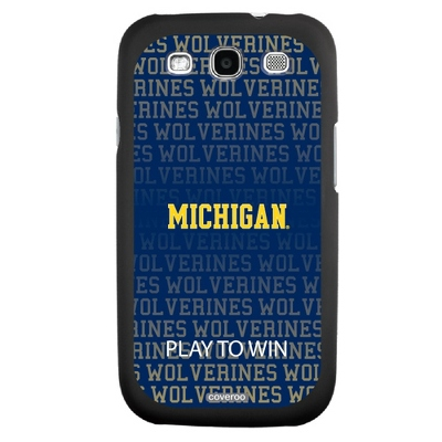 Personalized Galaxy S3 Mens Phone Case