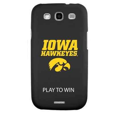 University of Iowa NCAA Samsung Galaxy S3 Case