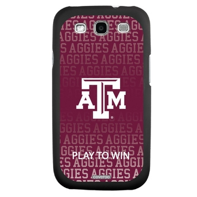 Texas A&M University NCAA Samsung Galaxy S3 Case - $30.00