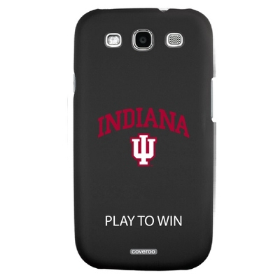 Indiana University NCAA Samsung Galaxy S3 Case - Phone Cases & Accessories