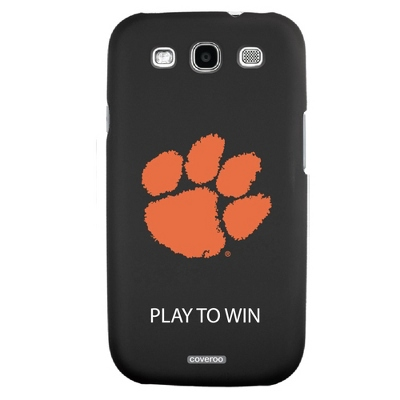 Clemson University NCAA Samsung Galaxy S3 Case
