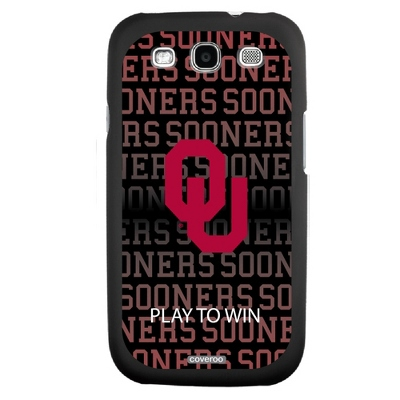 University of Oklahoma NCAA Samsung Galaxy S3 Case - Phone Cases & Accessories